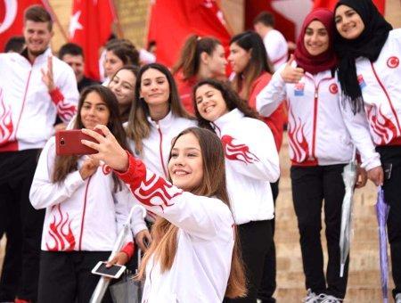 Ankara jovenes turcos 19mayo