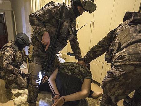 Ankara redada antiterrorista