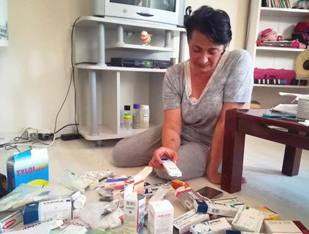 Antalya mujer eutanasia dolor