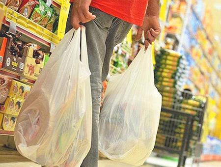 Bolsas plastico supermercados