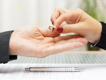 Divorcio separacion marido esposa