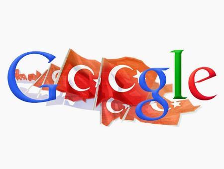 Google buscador internet turquia