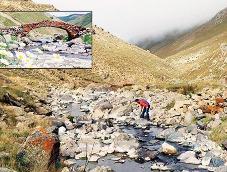 Gumushane misterio puente desaparecido