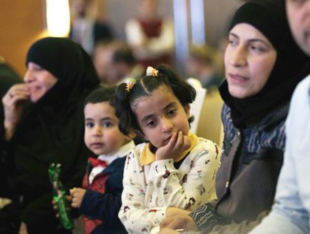 Inmigrantes inmigracion extranjeros turquia
