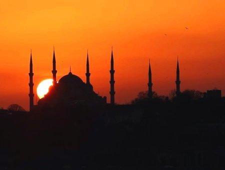 Islam musulmanes ramadan mezquita