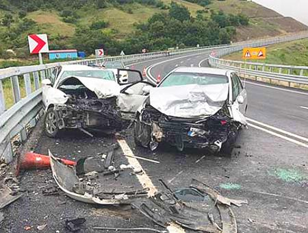 Izmir accidente trafico