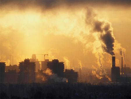 Medioambiente contaminacion calidad aire
