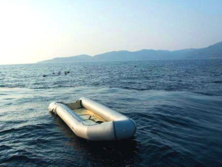 Refugiados ahogados naufragio
