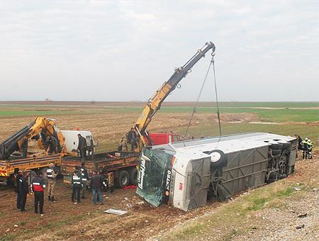 Sirnak accidente autobus