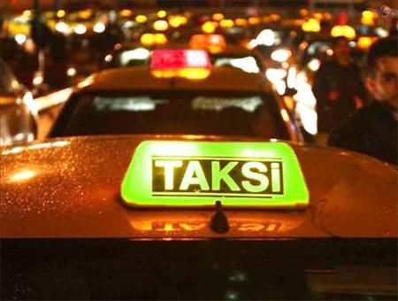 Taxis estambul codigo colores