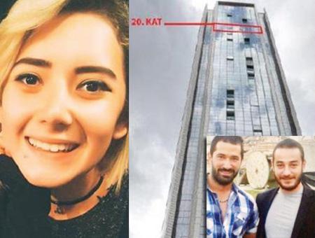 Ankara crimen asesinato universitaria