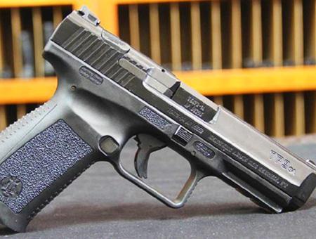 Arma pistola licencia