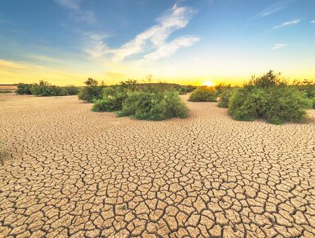 Clima sequia cambio climatico