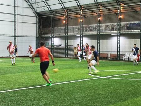Diyarbakir partido futbol sala
