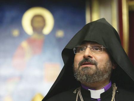 Estambul cristianos armenios patriarca masalyan