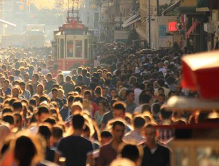 Estambul istiklal turcos sociedad turca