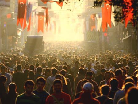 Estambul poblacion habitantes ciudadanos