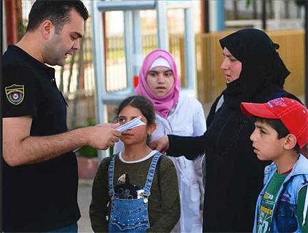 Estambul policia control sirios