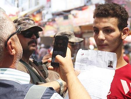 Estambul registro inmigrantes refugiados