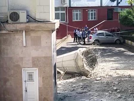 Estambul terremoto destruccion edificios