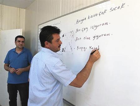Hatay curso idioma turco sirios