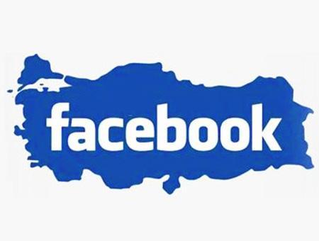 Internet redes sociales facebook turquia