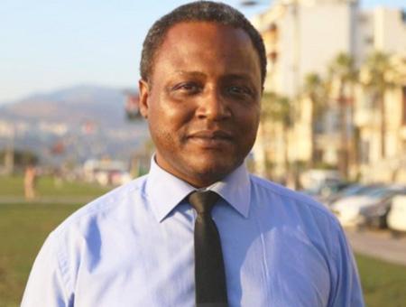 Izmir candidato negro africano alcalde
