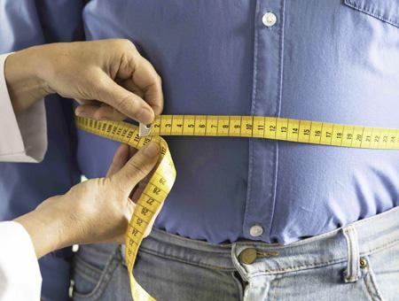 Salud obesidad sobrepeso