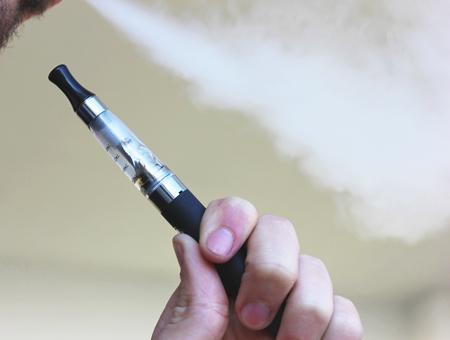 Tabaco cigarrillo electronico vapeador