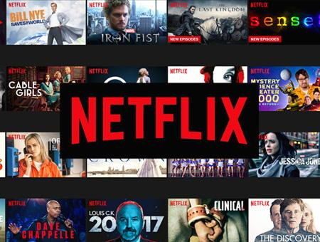 Television streaming netflix