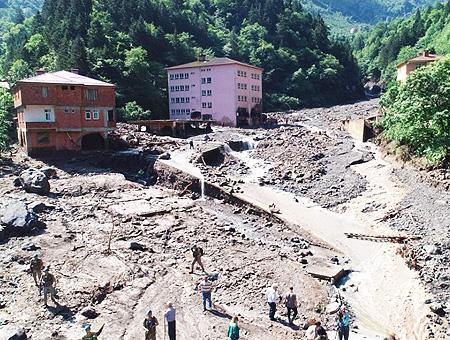 Trabzon inundaciones mar negro