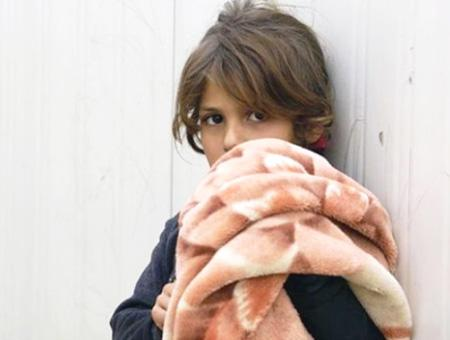 Turquia menores ninos refugiados