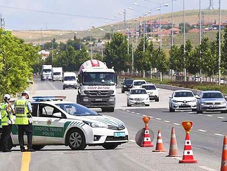Turquia policia trafico