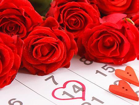 14 febrero san valentin enamorados