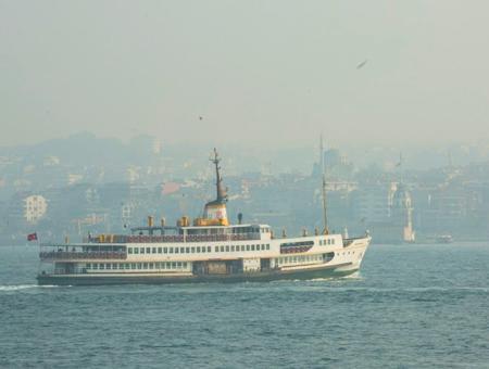 Estambul barco bosforo