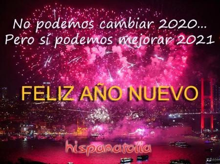 Feliz ano nuevo hispanatolia