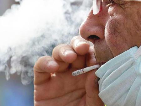 Fumar pandemia coronavirus