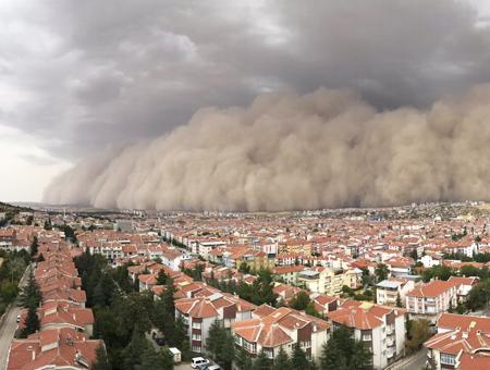 Turquia ankara tormenta arena