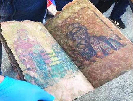 Turquia biblia antigua