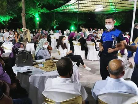 Turquia boda pandemia coronavirus