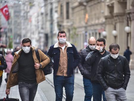 Turquia estambul pandemia coronavirus