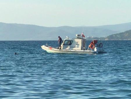 Turquia guardacostas rescate mar