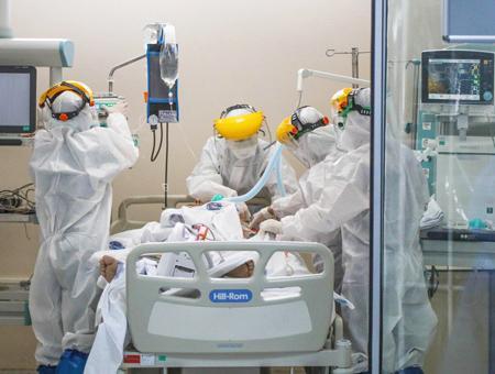 Turquia hospital enfermo coronavirus