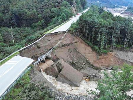 Turquia inundaciones giresun