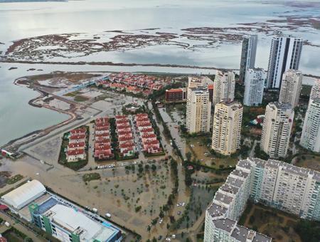 Turquia inundaciones izmir