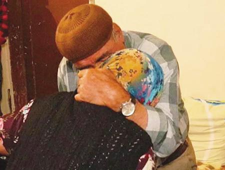 Turquia reencuentro hermanos 75 anos