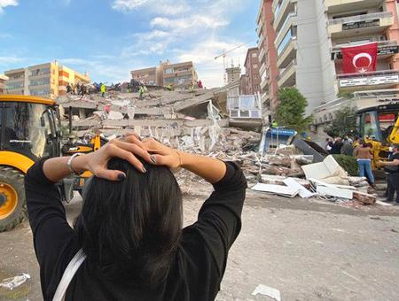 Turquia terremoto izmir