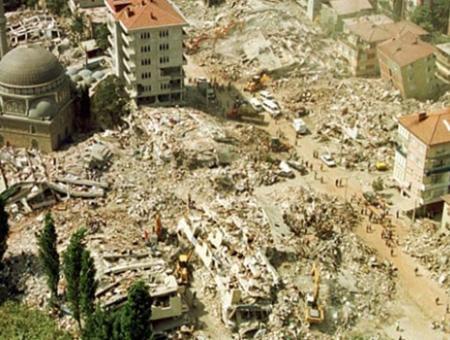 Turquia terremoto marmara 1999
