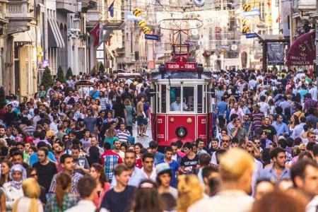 Estambul habitantes poblacion