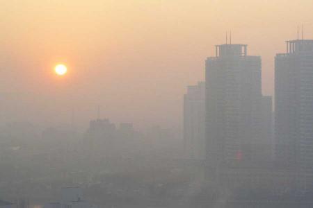 Medioambiente contaminacion ciudades